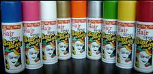 Color Hair Spray Star Party