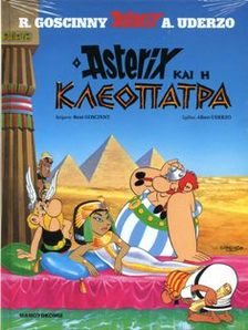 Asterix and Cleopatra - Epitome