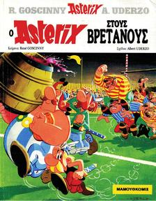 Asterix in UK - Epitome