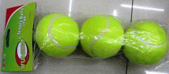 Tennis balls - 3 pieces set