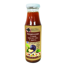 100% NATURAL CHERRY JUICE WITH GRAPE 250ML