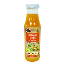 HIPPOPHAES  NATURAL JUICE WITH GINGER  250ML