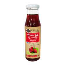 NATURAL STRAWBERRY JUICE WITH GRAPE 250ML