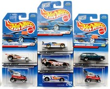 Hotwheels metal cars