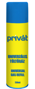Gas Refill Privat 250ml