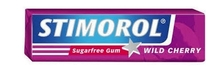 Chewing Gum STIMOROL - Wild Cherry