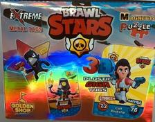 BRAWL STARS 3D METAL TAGS