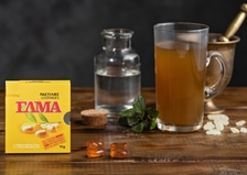 LOZENGES WITH CHIOS MASTIHA OIL ELMA